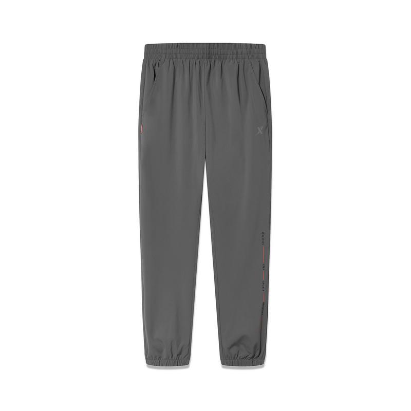 特步 男子春季运动时尚百搭舒适透气梭织单裤881129499031