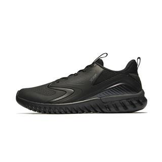 特步 专柜款 男子跑鞋 2019春季新款简约舒适耐磨运动鞋981119110257