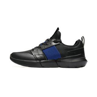 特步 专柜款 男子都市鞋 2019春季新款黑白网面都市百搭休闲鞋981119392896