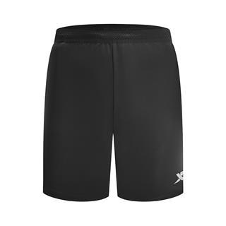 特步 专柜款 男子梭织运动短裤 2019春季新款简约健身运动舒适短裤981129240144