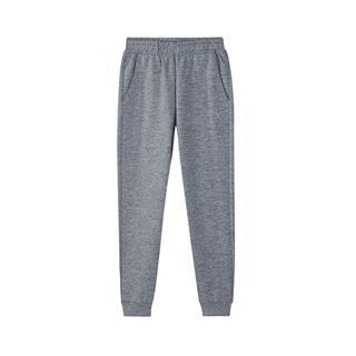 特步 儿童针织长裤 男童简约休闲运动裤881125639354