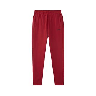 特步 儿童针织长裤 男童舒适时尚运动长裤881125639355