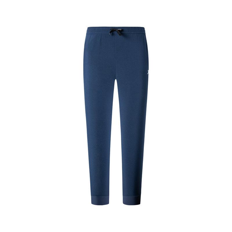 特步 男子梭织单裤 2019春夏新款舒适轻便健身运动裤881229499123