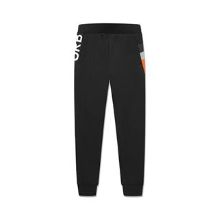 特步 专柜款 男子针织长裤 都市休闲收脚裤981129631611