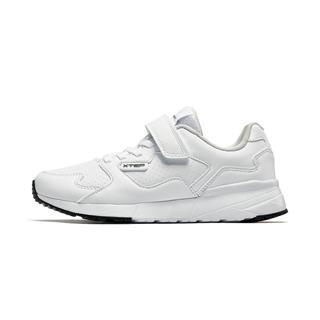 特步 女童休闲鞋 19年春季新款百搭时尚休闲运动鞋681114329179