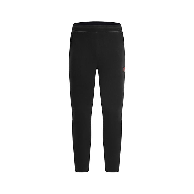 特步 专柜款 男子针织长裤 2019春季新款舒适运动长裤981129631678