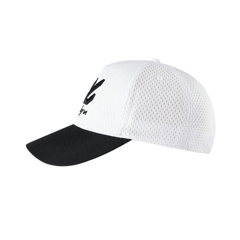 特步 男女运动帽 2019春季新款简约休闲户外鸭舌帽881137219026