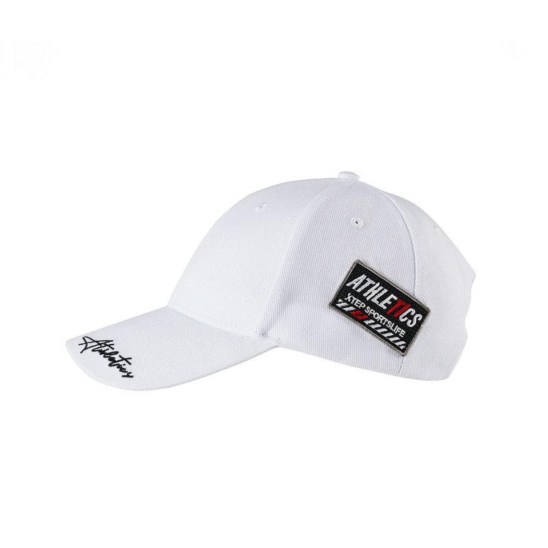 特步 男女运动帽 2019春季新款纯色舒适遮阳休闲时尚帽881137219028