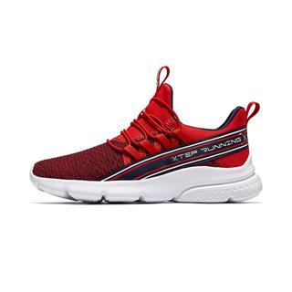 特步 大童跑鞋 春季新款舒适透气网面儿童运动鞋681115119166