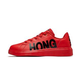 特步 专柜款 大童春季新款时尚休闲板鞋儿童休闲鞋681115315002