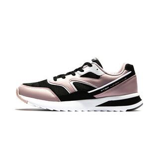 特步 专柜款 女子跑鞋2019年春季网面轻便舒适跑步鞋981118326880