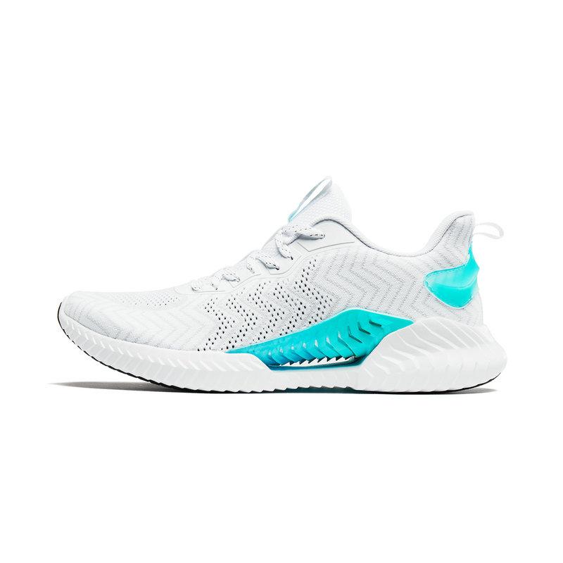 【氢风科技】特步 男子跑鞋 春季新款舒适透气百搭运动鞋881219119066