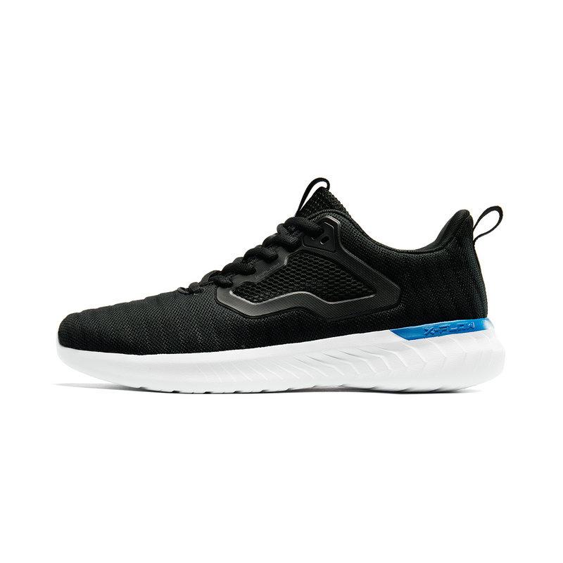【氢风科技】特步 男子透气跑鞋 春季舒适百搭时尚运动鞋881219119529