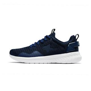 【氢风科技】特步 男子跑鞋 春夏新款舒适透气百搭运动鞋881219119559
