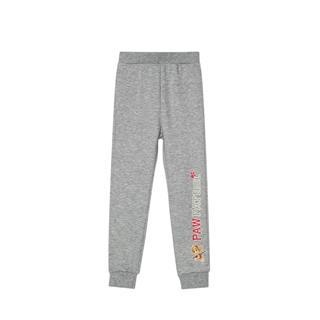 特步 专柜款 女童春季卡通缩脚时尚保暖针织长裤681124634135