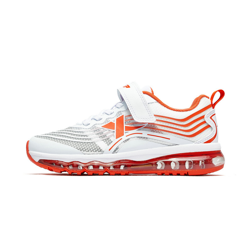 特步 男童气垫跑鞋 春季新款舒适大底防滑耐磨儿童运动鞋681215119275