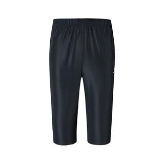 特步 男子梭织七分裤 2019春夏新款舒适透气运动裤881129699418