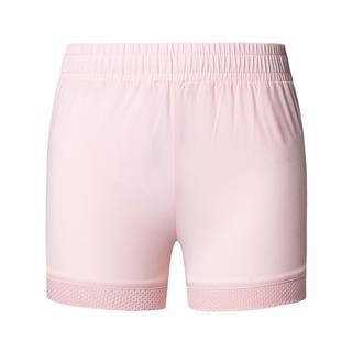 特步 女子梭织短裤 新款健身舒适透气运动裤881228679120