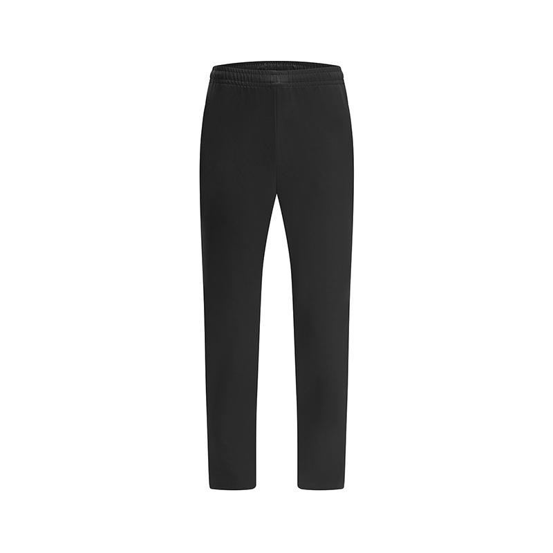 特步 专柜款 男子薄款透气长裤春季运动时尚百搭梭织长裤981129980231