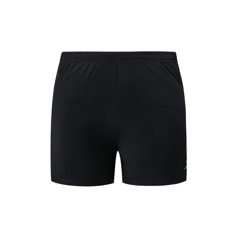 特步 专柜款 男子运动梭织短裤春季新款透气时尚百搭运动裤981229240167
