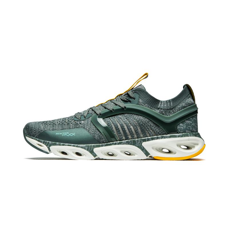 【减震旋科技】特步 专柜款 男子跑鞋 2019春夏新款轻便袜套耐磨运动鞋981219110216