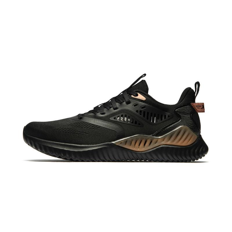 特步 专柜款 男子跑鞋 夏季新款舒适透气百搭跑步运动鞋981219110228