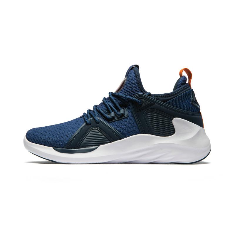 特步 男子篮球鞋 2019春季新款耐磨减震透气运动鞋881119129072