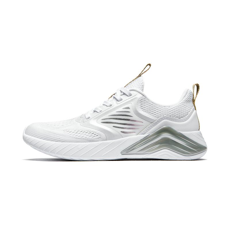 特步 专柜款 男子综训鞋 夏季新款网面透气休闲时尚综训运动鞋981219520722