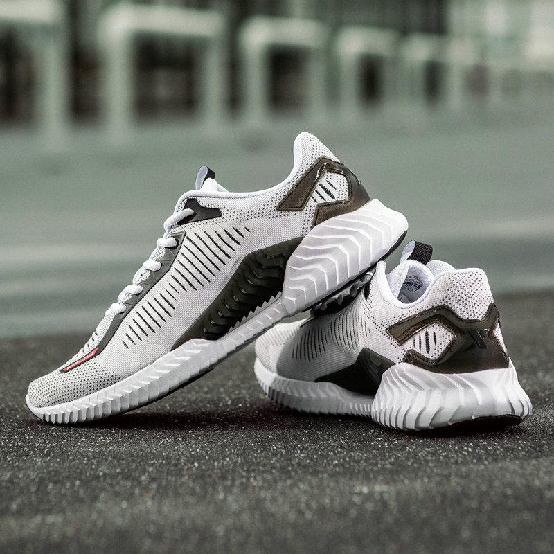 【氢风科技】特步 男跑鞋 19夏新款舒适轻便运动鞋881219119527