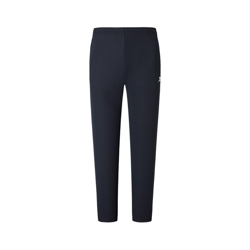 特步 专柜款 男子夏季跑步运动舒适透气针织长裤981229631704