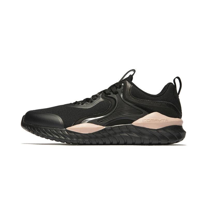 特步 专柜款 女子综训鞋 19夏新款时尚都市耐磨健身运动鞋981118520736