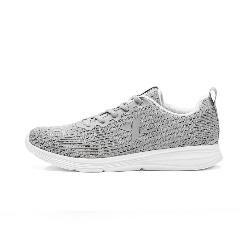 特步 男子网面跑步鞋 夏季新款透气舒适百搭运动鞋881219529521