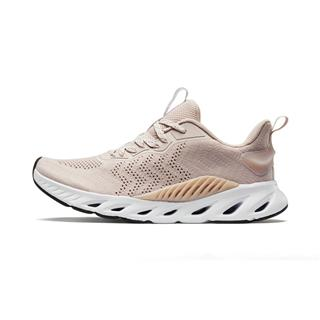 【8折专区】【氢风科技】特步 女跑鞋 2019夏季新款透气休闲运动鞋881218119066