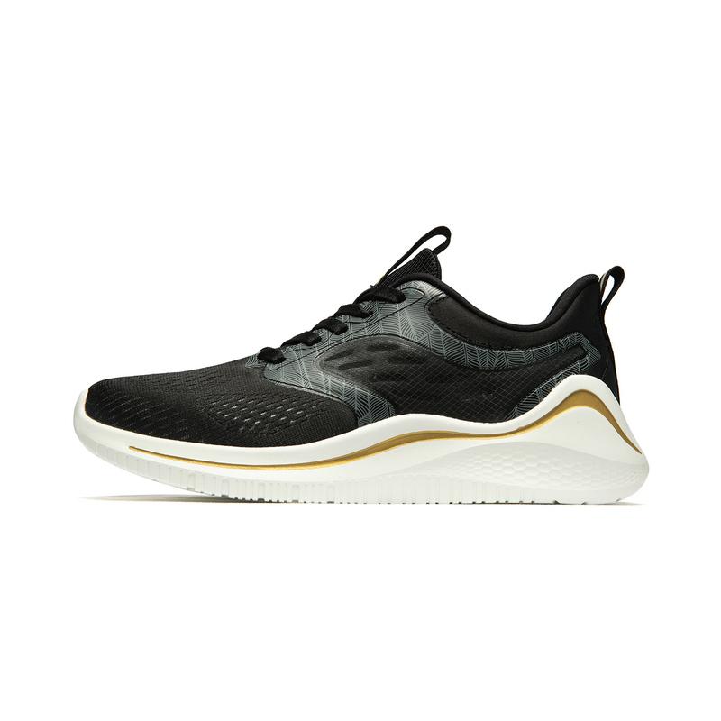 特步 专柜款 女子综训鞋 2019夏季新品舒适轻便运动防滑耐磨减震981218520723