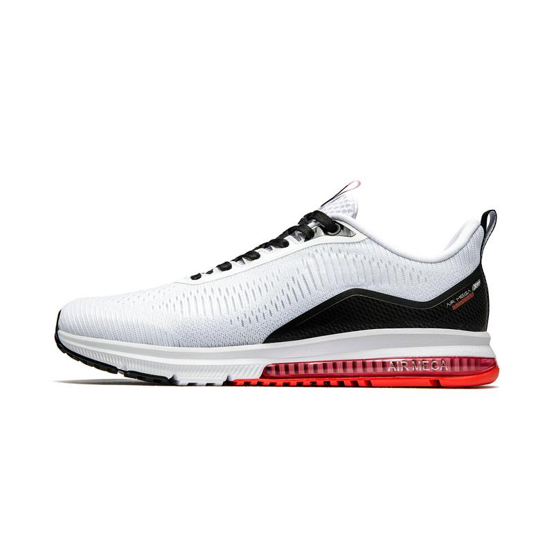 特步 专柜款 男子跑鞋2019夏季新款气垫鞋子透气网面运动鞋981219110221