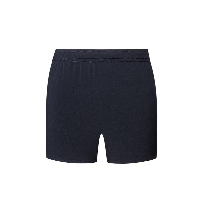 特步 专柜款 女子新款跑步运动梭织短裤武汉马拉松短裤981328240575