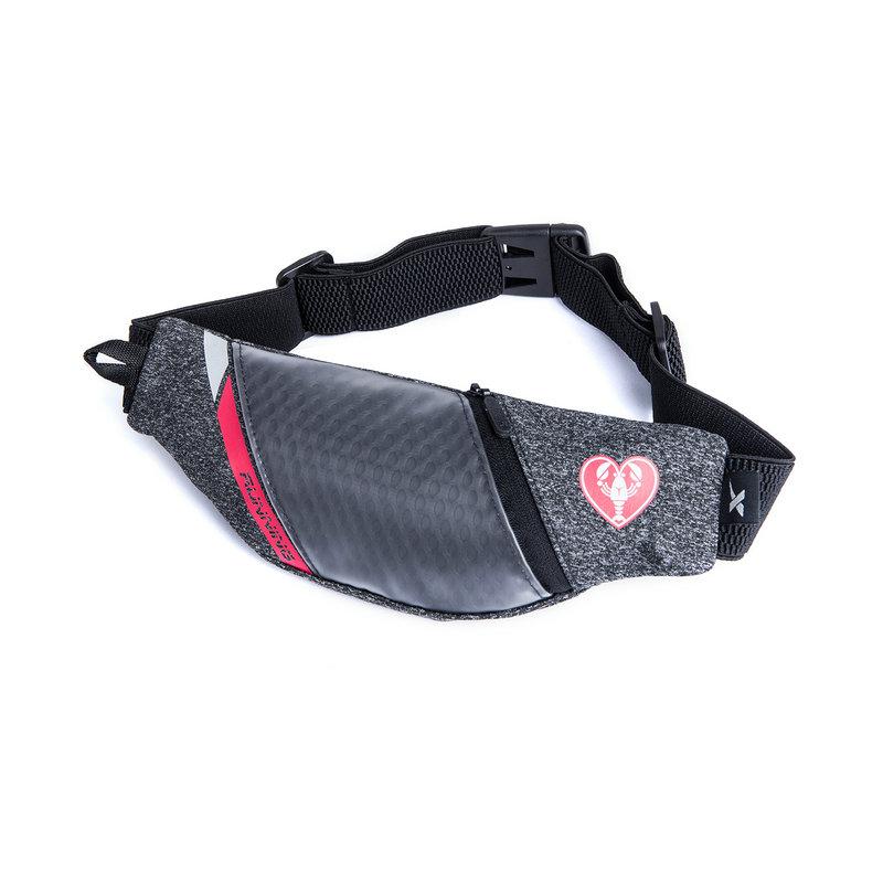 特步 专柜款 运动跑步男女通用腰包武汉马拉松腰包981337140441
