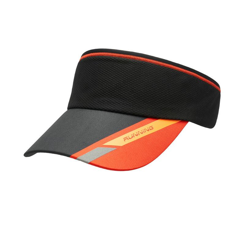 特步 专柜款 男女通用运动跑步空顶帽武汉马拉松运动帽981337211667