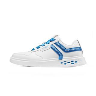 【乐华七子next同款】特步 女子板鞋 舒适穿搭系带防滑时尚鞋881218319108