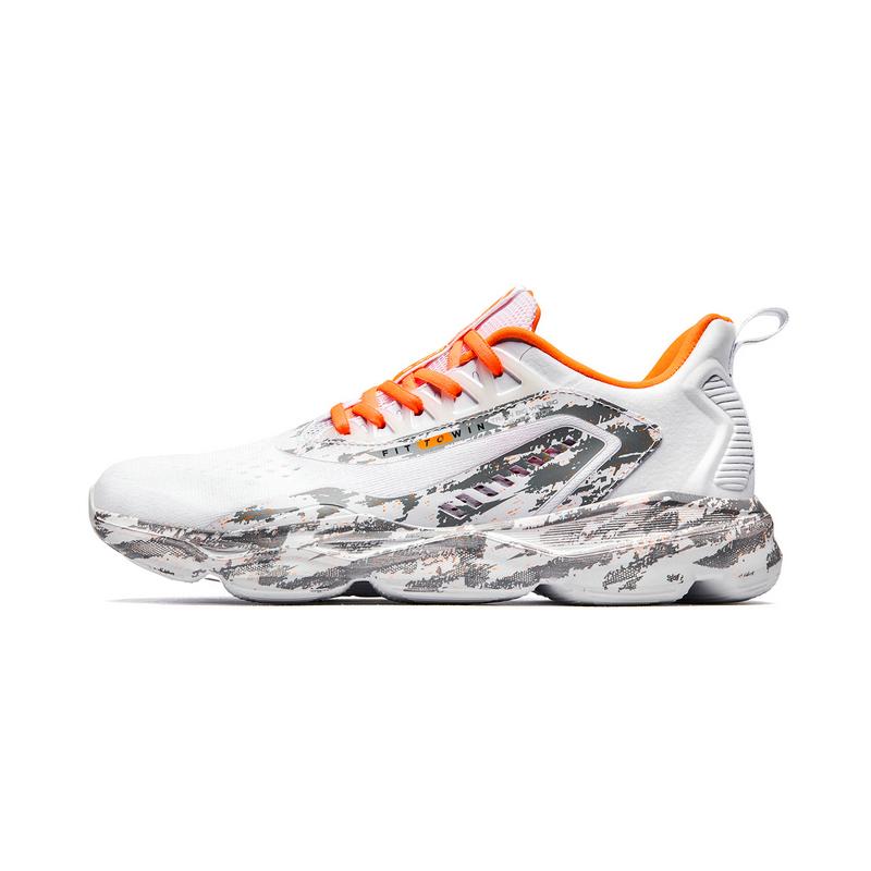 特步 专柜款 男子综训鞋 2019夏季新款运动鞋网面透气跑步鞋男981219520713