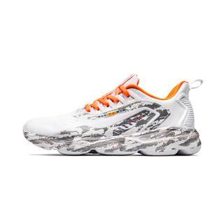 特步 专柜款 男子综训鞋 运动鞋网面透气跑步鞋男981219520713