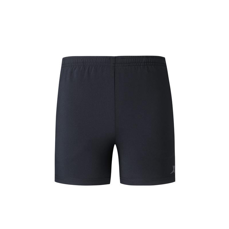 特步 专柜款 女子短裤 2019夏季梭织速干轻薄透气跑步短裤女裤981228240161