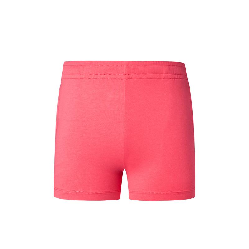 特步 专柜款 女子针织短裤 2019夏季新款轻便透气运动裤女981228600121
