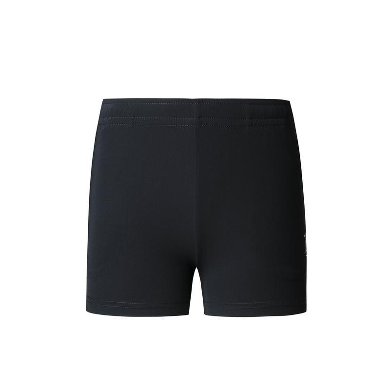 特步 专柜款 女子短裤2019夏季新款针织透气休闲跑步短裤981228600125