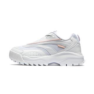 特步 专柜款 女子都市鞋 夏季新款厚底增高网面透气老爹鞋981218392963