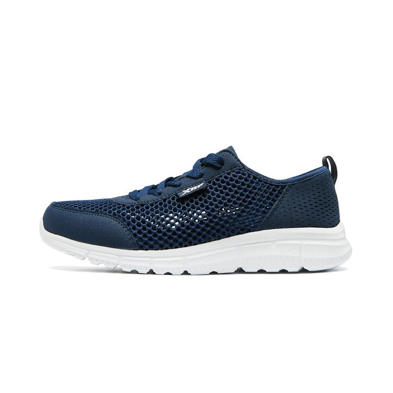 特步 女子跑鞋 19夏新款网面轻便透气运动鞋881218119869
