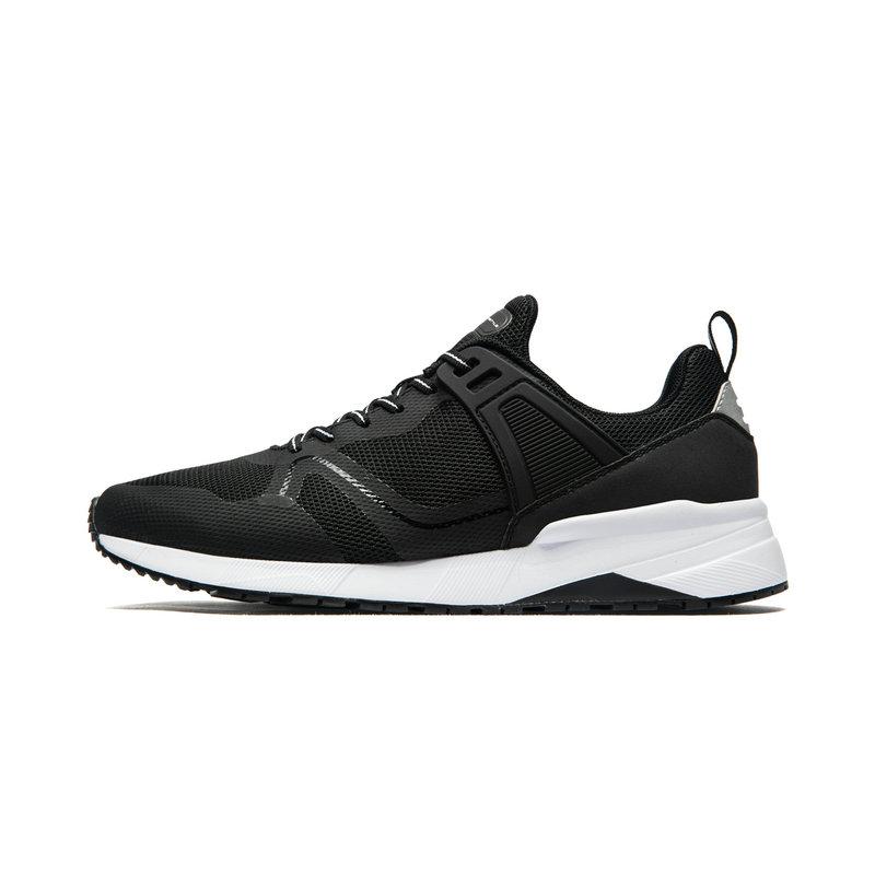 特步 专柜款 女子休闲鞋 19夏新款时尚网面轻便运动鞋981218320132