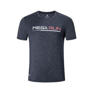 【释冰科技】特步 专柜款 男子新款舒适透气百搭跑步运动吸汗短袖T恤981229012756