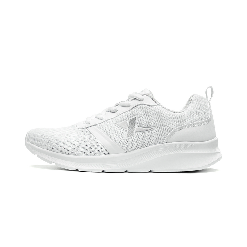 特步 女子夏季网面舒适透气跑步运动鞋881118119237