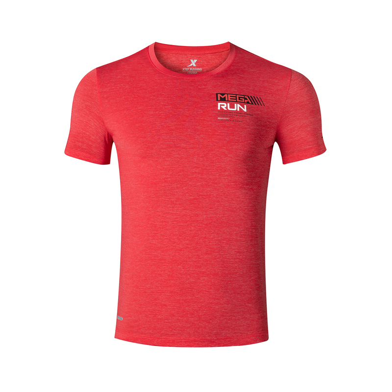 【释冰科技】专柜款 男子短袖针织衫 轻薄透气舒适T恤981229012696